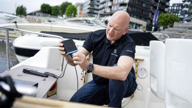 b5f45aa2 Ny teknologi skal gi båteierne ro i sjela